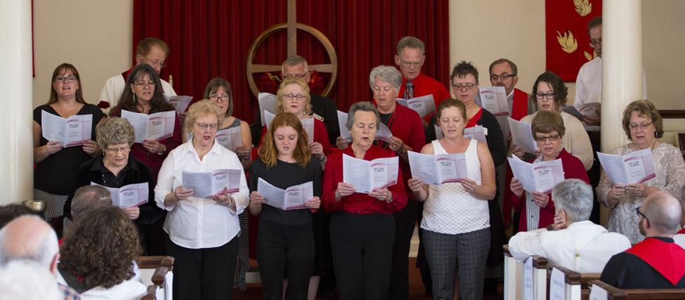 LAUCC Choir